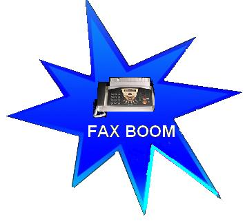 Fax Boom screenshot
