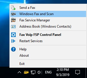 Fax Voip Windows Fax Service Provider v 2 4 1 - T 38 and Audio Fax