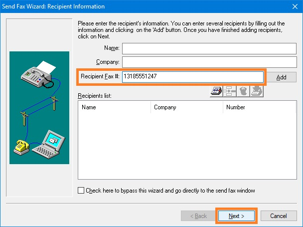 capture fax bvrp