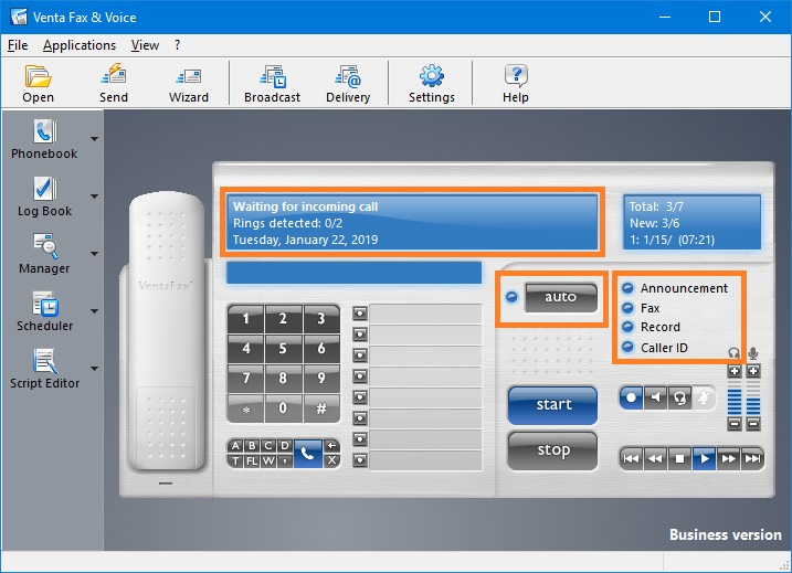 Fax Voip T38 Fax & Voice v 8 1 1 - Virtual Fax and Voice